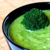 Суп-пюре из капусты