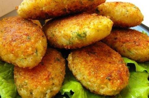 Простые и вкусные котлеты из капусты