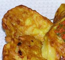 Кулинарный рецепт Капуста в кляре